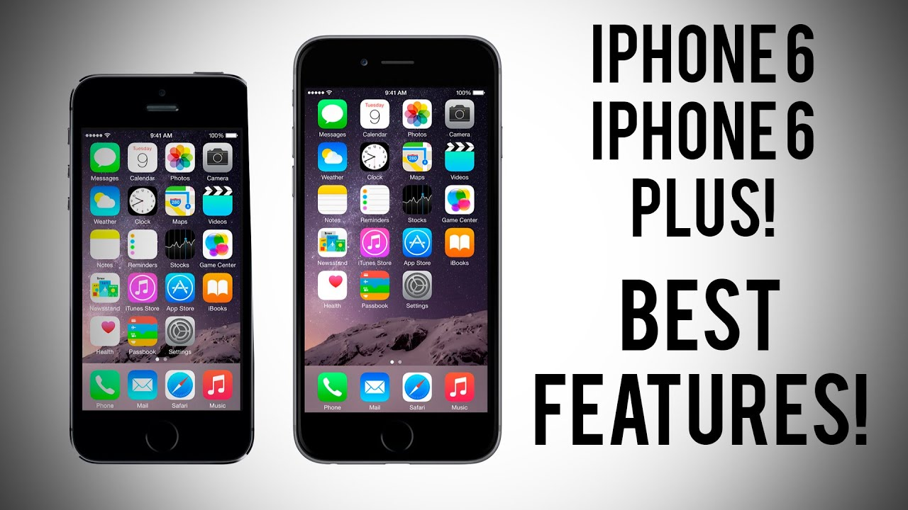 iphone 6 iphone 6 plus reveal features and info apple. Black Bedroom Furniture Sets. Home Design Ideas