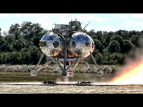 NASA Project Morpheus Test Flight Compilation