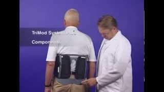 Ovation Tri-Mod System - back supports lumbar orthopedic spine brace