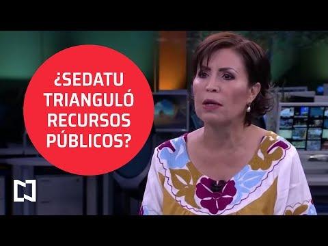 Rosario Robles responde al presunto desvío de recursos en Sedatu - Despierta con Loret