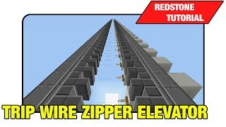 Trip Wire Zipper Elevator