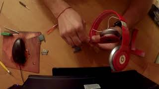 Ремонт навушників Monster бітс соло (monster beats solo hd) repair