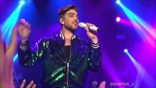 Adam Lambert If I Had You@Hiroshima Jan 10,2016