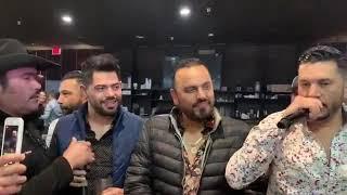 Atraves del vaso - Luis Ángel Franco ft  Carlos Sarabia, charly Pérez, el jaguar, chechente y Edwin