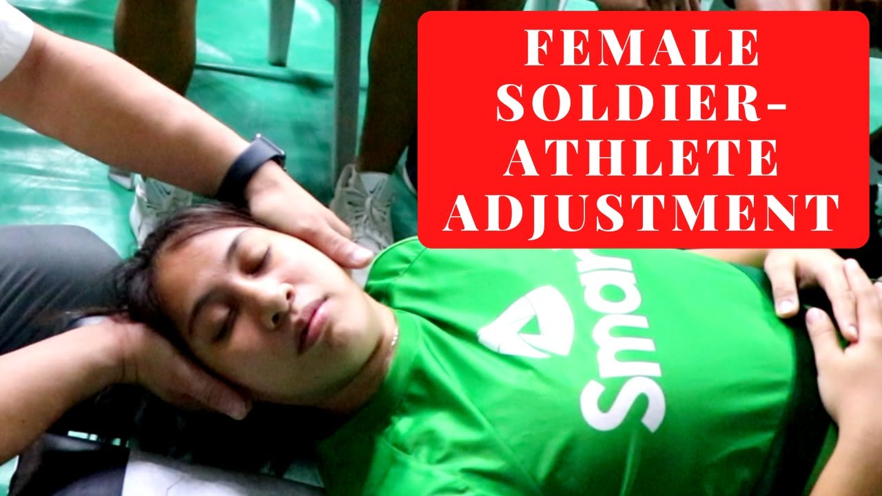 Bonifacio Global City Chiropractor Provided Charitable Chiropractic Care at Philippine Army Gym