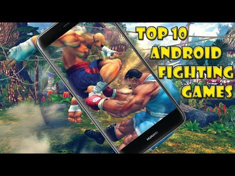 Top 10 Offline Fighting Games For Android