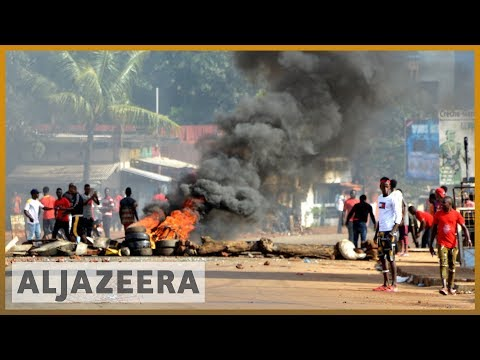 Several killed in Guinea protests against constitution chang
