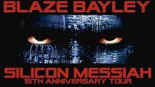 "Blaze Bayley ""Blood and Belief"" live at S.O.S. fest. 2015"