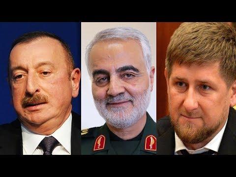 А.Шмулевич: Азербайджан и Чечня о ликвидации генерала Сулеймани