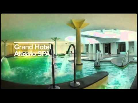 Grand Hotel Alassio Thalasso Spa Youtube
