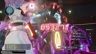 【SAOFB】Extreme コキュートス・ニフタ戦 (ソードアート・オンライン フェイタル・バレット)