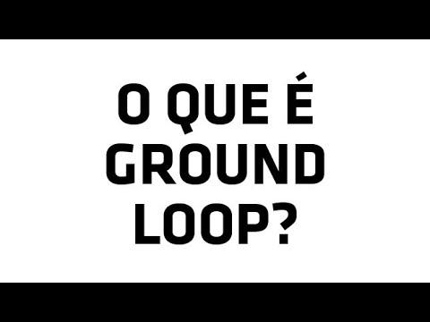 entenda o ground loop