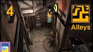 Alleys: iOS iPad Gameplay Walkthrough Part 4 (by THEMEr)