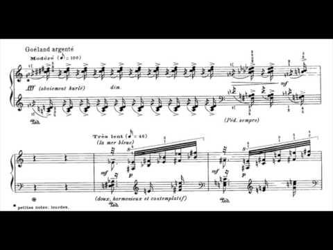 Messiaen - Le merle bleu