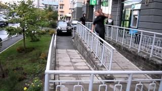 Run In the Wind (женский паркур в Киеве)(Сандра і Мирося ощасливлюють своїх фанатів першим спільним відео), 2013-06-17T18:12:19.000Z)