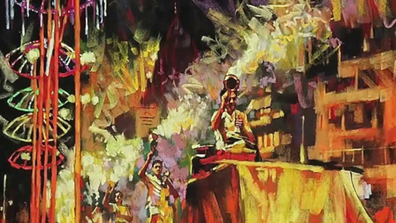David Napp Fine Art India Youtube