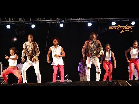 TNT au spectacle des TWINS à Abidjan: ENORME PERFORMANCE