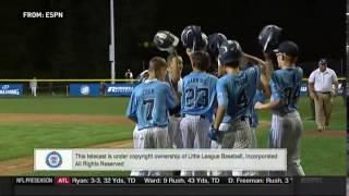 Thurmont Little League wins, moves ahead