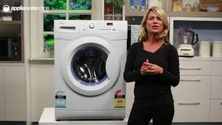 Haier HWM75-1279 7.5kg Front Load Washing Machine Overview - Appliances Online