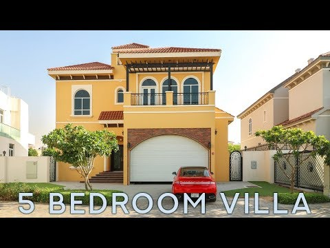 5 Bedroom Villa for Sale in Dubailand | The Villa Project | Dubai Investment