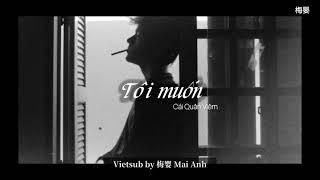 [Vietsub Pinyin] Tôi Muốn - Cái Quân Viêm   《我想要》- 盖君炎   Nhạc Hoa Tâm Trạng