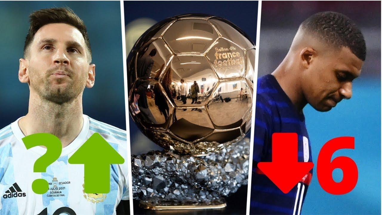من سيحصل على الكرة الذهبية 2021؟