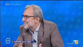 """Volpi al Copasir, Guido Guidesi: """"Conte sarebbe più contento se non ci fosse un leghista"""""""