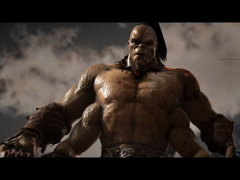 Mortal Kombat X: All of Goro's Fatalities, X-Ray's and Brutalities in 1080p 60fps.