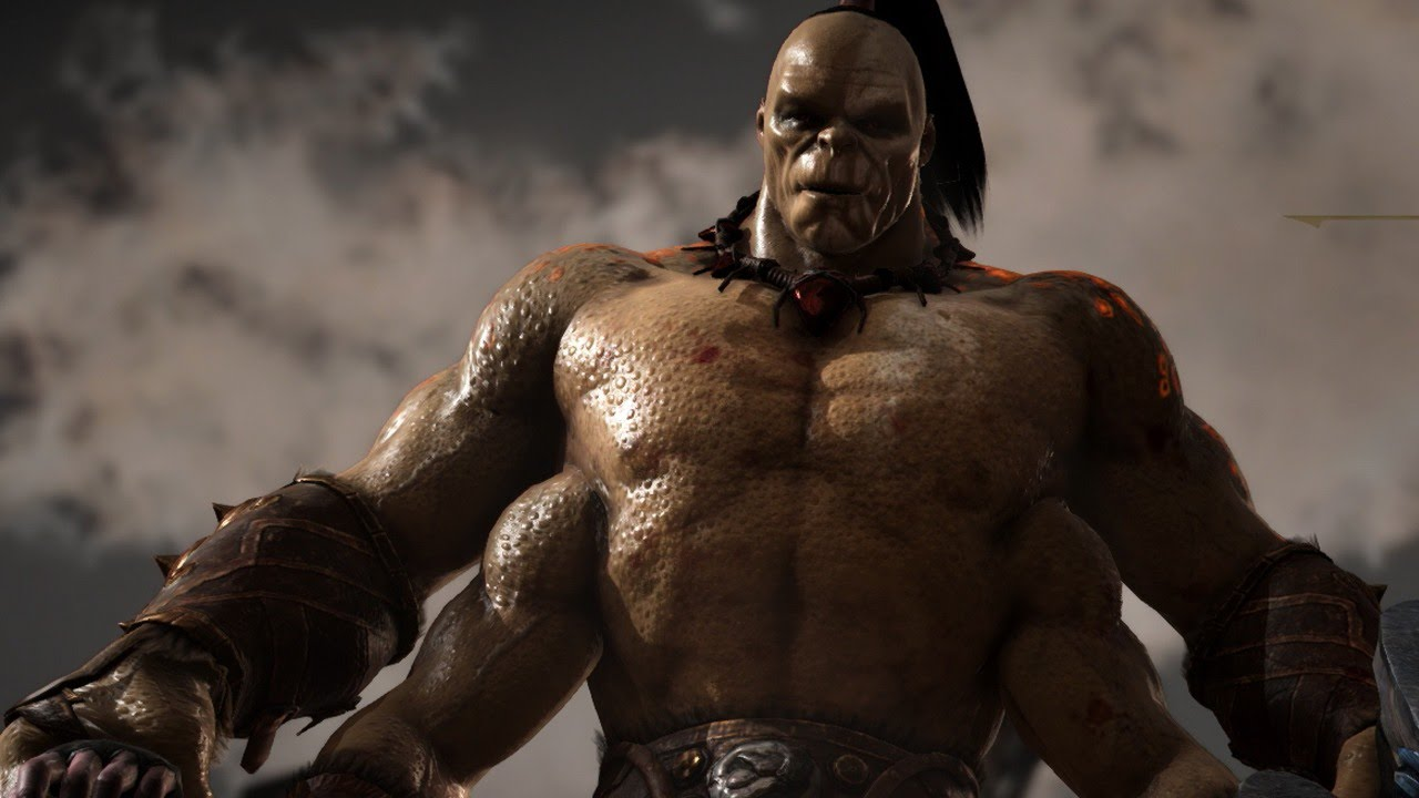 Mortal Kombat X: All of Goro's Fatalities, X-Ray's and Brutalities in 1080p  60fps