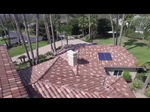 Clay Tile and Solar only done by the best contractors