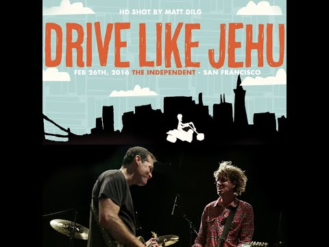 DRIVE LIKE JEHU @ The Independent (Full Show)