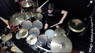 vuclip Heathens - Drum Cover - twenty one pilots