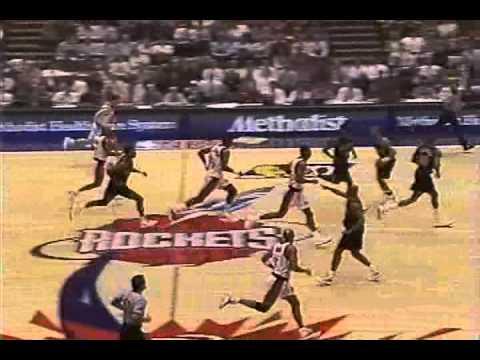 January 30, 1997 Nuggets@Rockets (Hakeem Olajuwon 48 points)