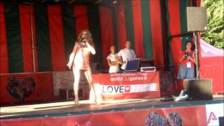 WORLD OUTGAMES ANTWERPEN 2013 LOVE BOAT