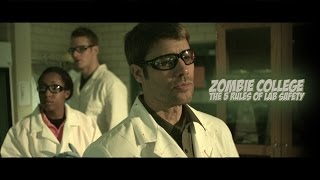 "Watch ""Zombie College"" Now! [Official Teaser Trailer]"