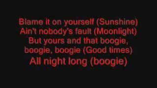 Скачать The Jacksons Blame It On The Boogie Lyrics