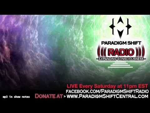 Paradigm Shift Radio Ep 40 ∞ Intrinsic Health, Psychic Abilities, Spoon Bending, Wizards, and More!