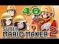 Super Mario Maker 2 - 40 - Arin Hanson: God Gamer?