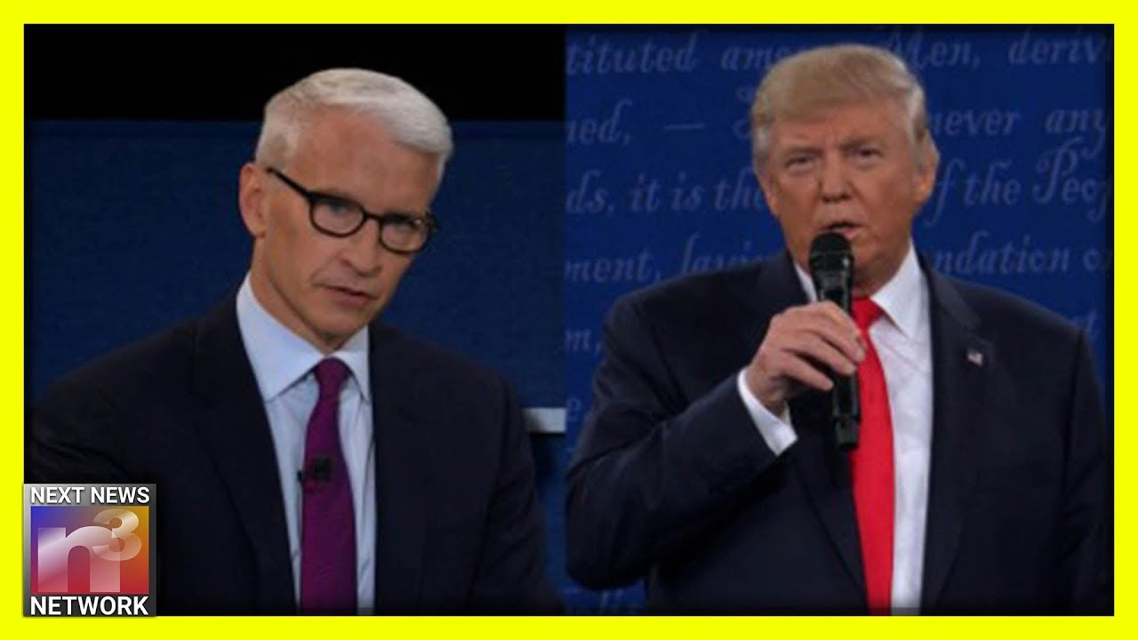 CNN's Anderson Cooper Pours GASOLINE In The Fire After Making This SICK Claim