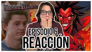 Wandavision 🤯 Episodio 6: REACCIÓN, EXPLICACIÓN Y TEORÍAS 😈