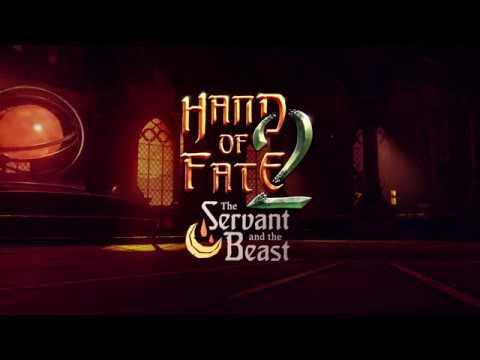 Состоялся релиз крупного дополнения The Servant and the Beast для Hand of Fate 2