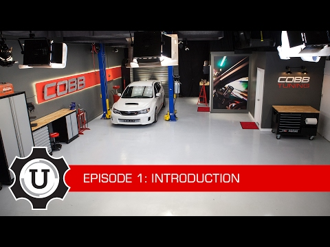 COBB Tuning - COBB University Episode #1 - Introduction