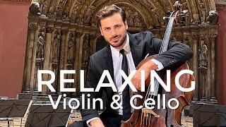 Lola & Hauser  Moonlight Sonata (30 Min) Relaxing Violin & Cello Music