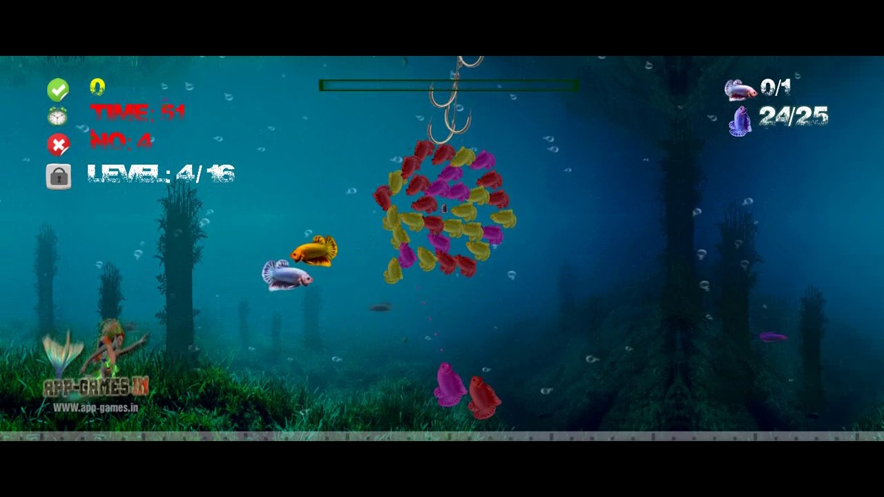Bubble shooter fish video youtube for Bubble fish games
