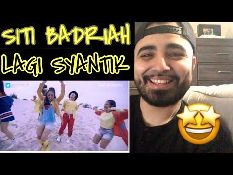 "Reacting To Siti Badriah ""LAGI SYANTIK """