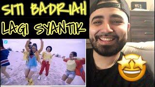 Reacting to Siti Badriah LAGI SYANTIK