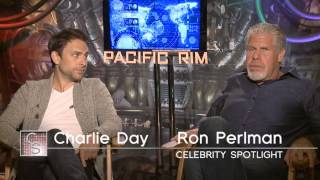 Pacific Rim Shout Out - Charlie Day and Ron Perlman