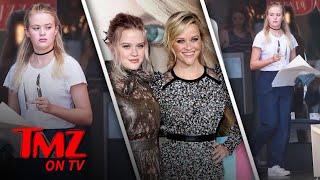 Reese Witherspoon's Daughter Got A Job! | TMZ TV