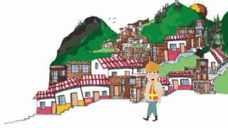 ¿Como construir una vivienda segura contra sismos? - Vídeo Institucional swiscontact