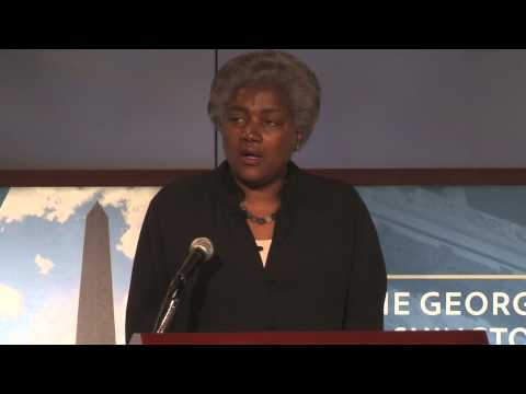Race and the Race for the Presidency Keynote - Donna Brazile